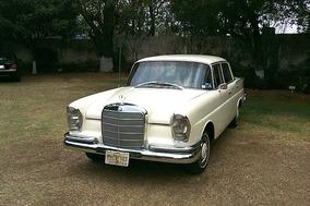 Mercedes Impecable De Coleccion Asegurado