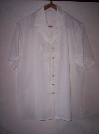 Camisa De Vestir / Xl / Para Dama - Mujer