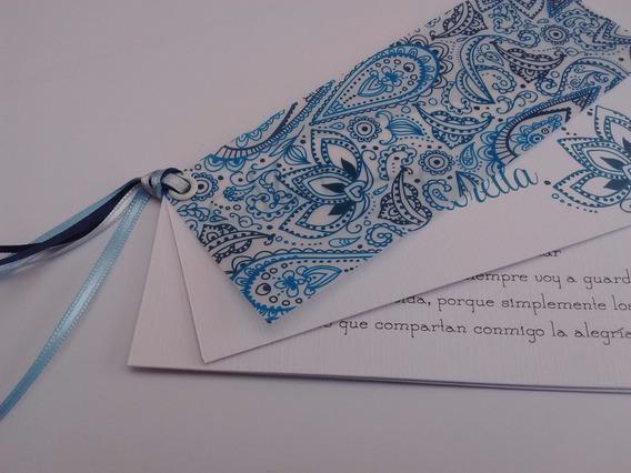 Invitaciones 15 Años - Tarjetas Originales - Particip X 10 U
