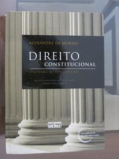 Direito Constitucional 28° Alexander De Moraes