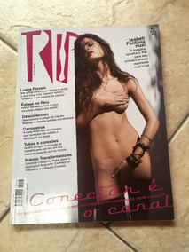 Revista Trip Isabeli Fontana Luana Piovani N°155