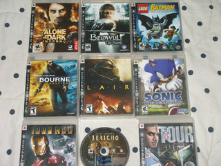 Juegos Play3 Gran Oferta Bien Cuidados