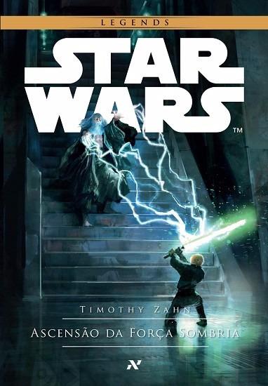 Livro Star Wars - Ascensão Da Força Sombria - Timothy Zahn