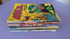 Lote Hulk - Editora Abril - Complete Sua Coleção!!!