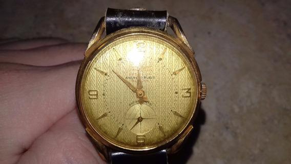 Relógio De Pulso Masculino Omodox De Época! Feito Na Suíça.