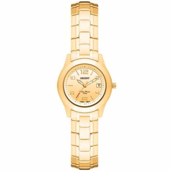 Relógio Feminino Eternal Orient Dourado