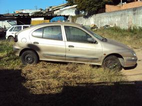 Renault Megane 1.6 98 Sucata Roda Parachoque Paralama