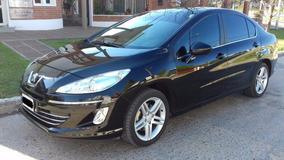 Peugeot 408 Sport 1.6 Thp 163cv -automatico 6ta-