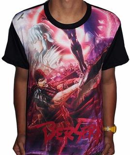 Camisas Camiseta De Animes Berserk - Full