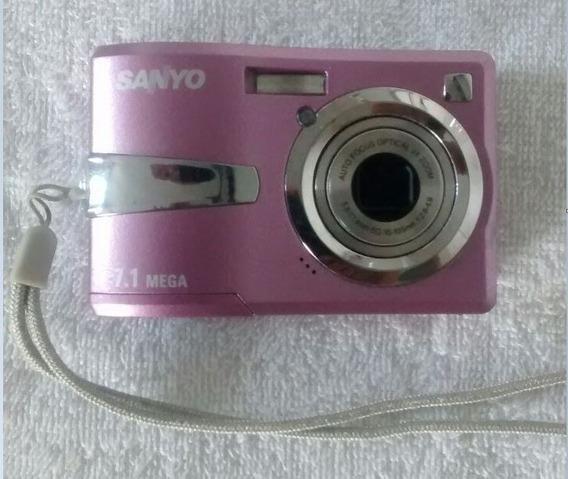 Maquina Fotográfica Digital 7.1 Sanyo