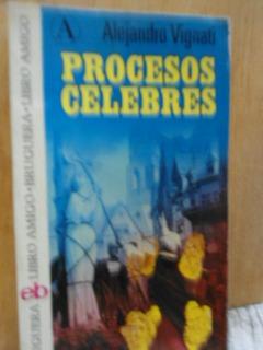 Procesos Célebres Alejandro Vignati