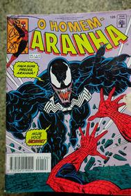 O Homem Aranha N° 126