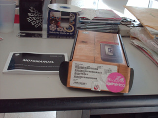 Caja De Celular Motorola W385