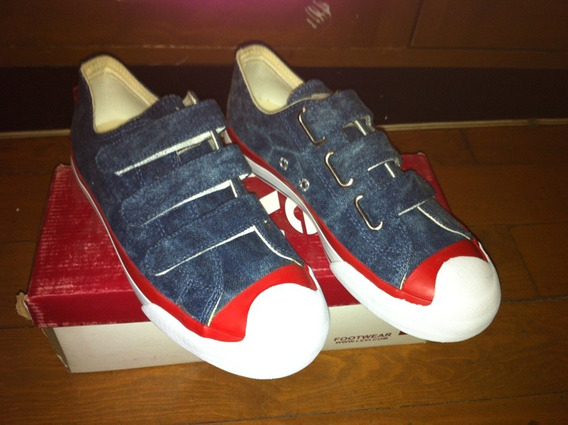 Tenis Levis Denim Canvas