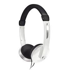 Audifonos Marca Puro 3.5 Blanco Con Negro