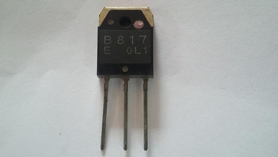 Transistor 2sb 817