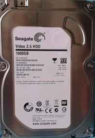 Hd 1tb Seagate Sata 1000gb 64mb Especial P/ Dvr, Menor Preço