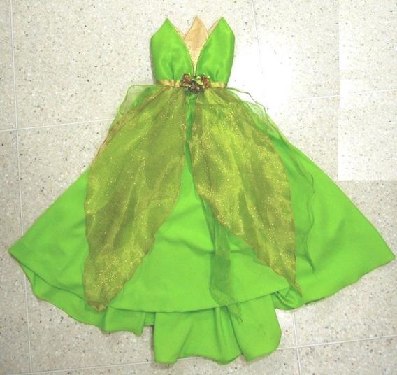 Vestido Disfraz De Reina Princesa Niña Talla 6 / Refer 15