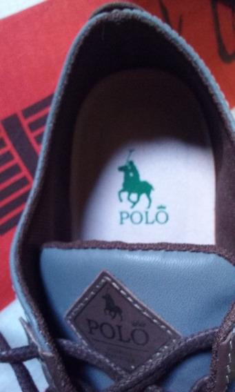 Sapatênis Polo - Na Caixa