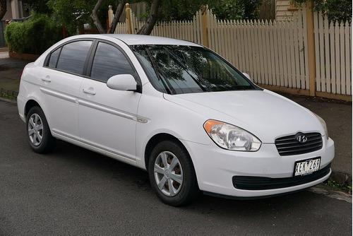 Manual De Taller Hyundai Accent (2005-2011) Español