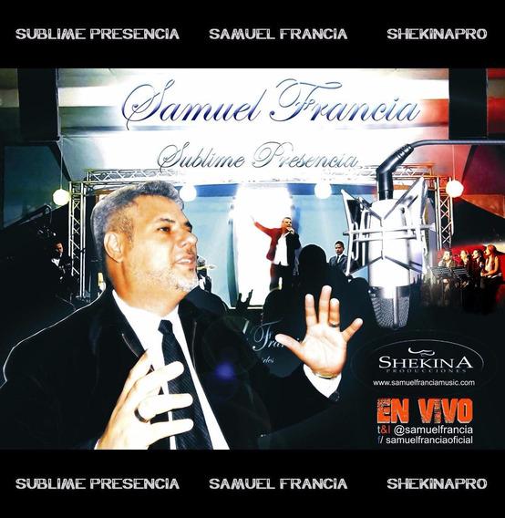 Cd Música Cristiana Pop Sublime Presencia (digital)