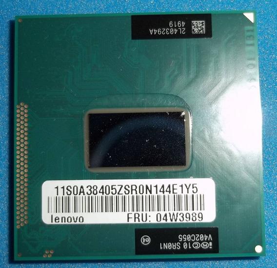 Processador Notebook Intel Core I3 3110m Sr0n1 3° Geração