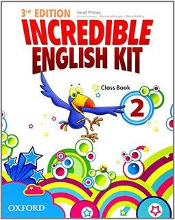 Incredible English Kit 2: Class Book 3rd Edition (incredibl