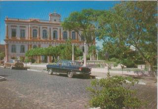 Tqu-46132- Postal Taquara, R S- Palacio Municipal