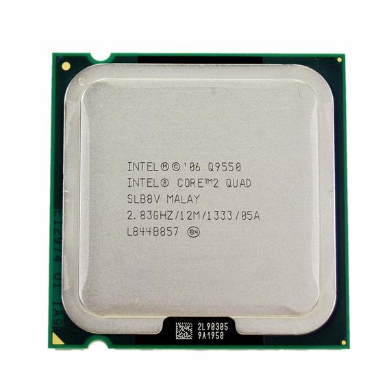 Processador Intel Core 2 Quad Q9550 12m,2.83ghz 1333 Mhz