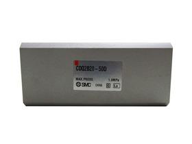 Cilindro Compacto Pneumático Dupla Ação Smc Cdq2b20-50d