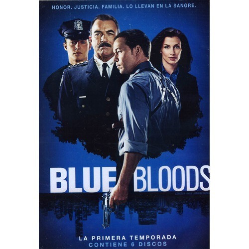 Blue Bloods Temporada 1 Uno Serie De Tv En Dvd