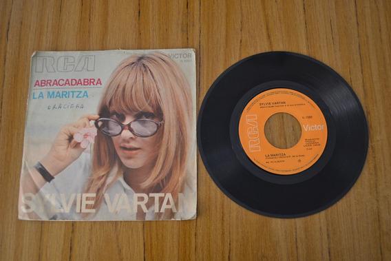 Lote X 2 Sylvie Vartan Simple Con Tapa + Ep Discos Vinilo