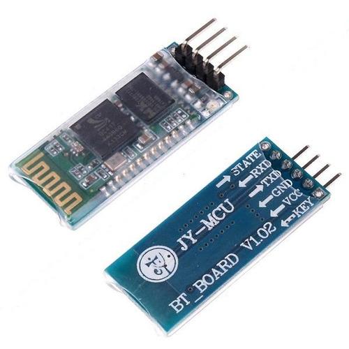 Imagen 1 de 4 de Bluetooth Modulo Serial  Para Microcontrolador Pic Arduino