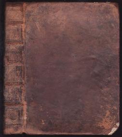 Missa Latina, Canto Gregoriano: Antiphonarium Romanum, 1718
