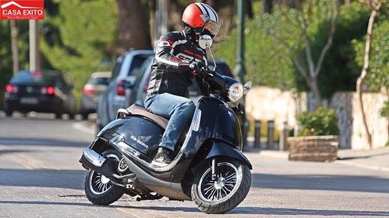 Moto Daytona Dy150 Eivissa 150cc Año 2019 Color Ne/ Bl/ Pl