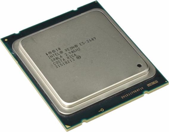 Processador Intel Xeon E5-2609 10m 2.40ghz Lga2011 X3550 M4