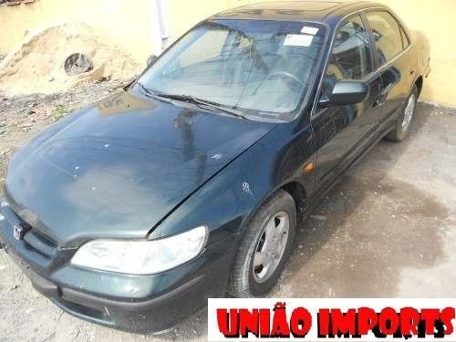 Honda Accord Exr F23 1999 (para Reposição De Peças)