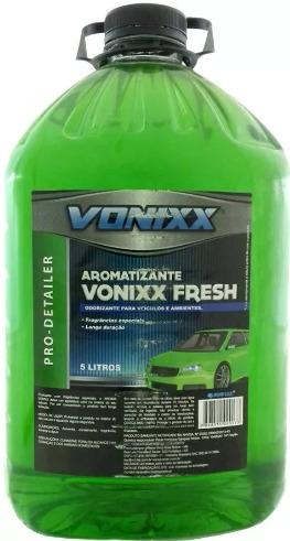 Aromatizante Aroma Cheirinho Galão 5 Litros Vonixx Fresh