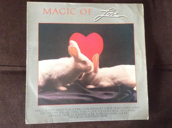 Disco Vinil - Magic Of - Love - Bom Estado