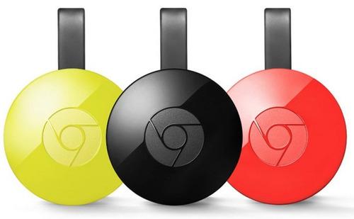 Google Chromecast 2.0 Hdmi Original En Caja Sellada A Msi