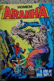O Homem Aranha Aranha N° 61