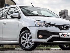 Toyota Etios 1.3 16v X 5p - 2018/2019 0km
