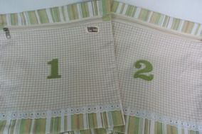 Saquinho Maternidade ( Kit C/4 Unidades )