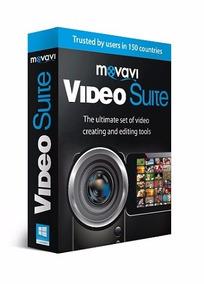Moavi Video Suíte 17 - Edição De Vídeo - Envio Por Email