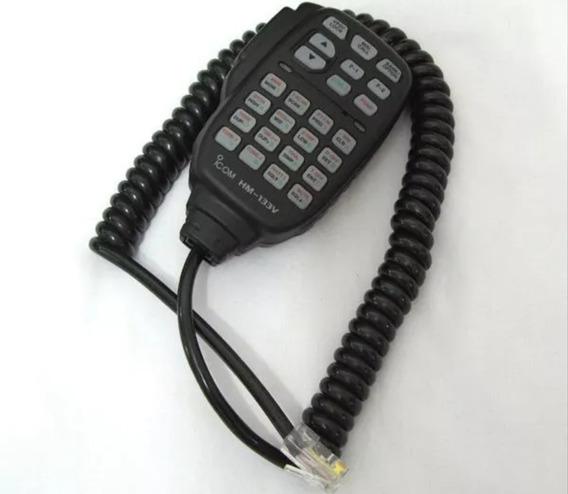Cable Mas Microfono Para Radio Icom H133