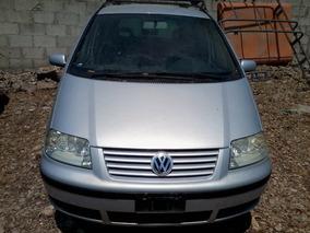 Deshueso Volkswagen Sharan 2004. Impecable!!!