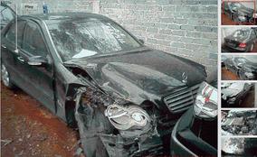 Mercedes Benz Clase C230 Desarmo Refacciones Automatico
