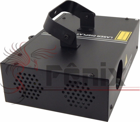 Laser Rgb B2000 Gráfico Dmx Auto Ativado Por Som