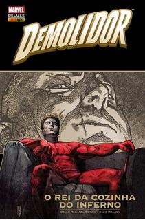 Hq - Demolidor - O Rei Da Cozinha Do Inferno