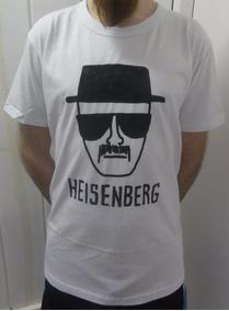 Camiseta Heisenberg - Breaking Bad